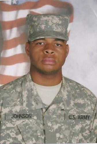 """This undated handout photo shows Micah Xavier Johnson. Police on July 8, 2016 confirmed the gunman who killed five officers in an ambush in Dallas was a 25-year-old named Micah Johnson, an Army veteran and reported """"loner"""" from Texas with no criminal history."""