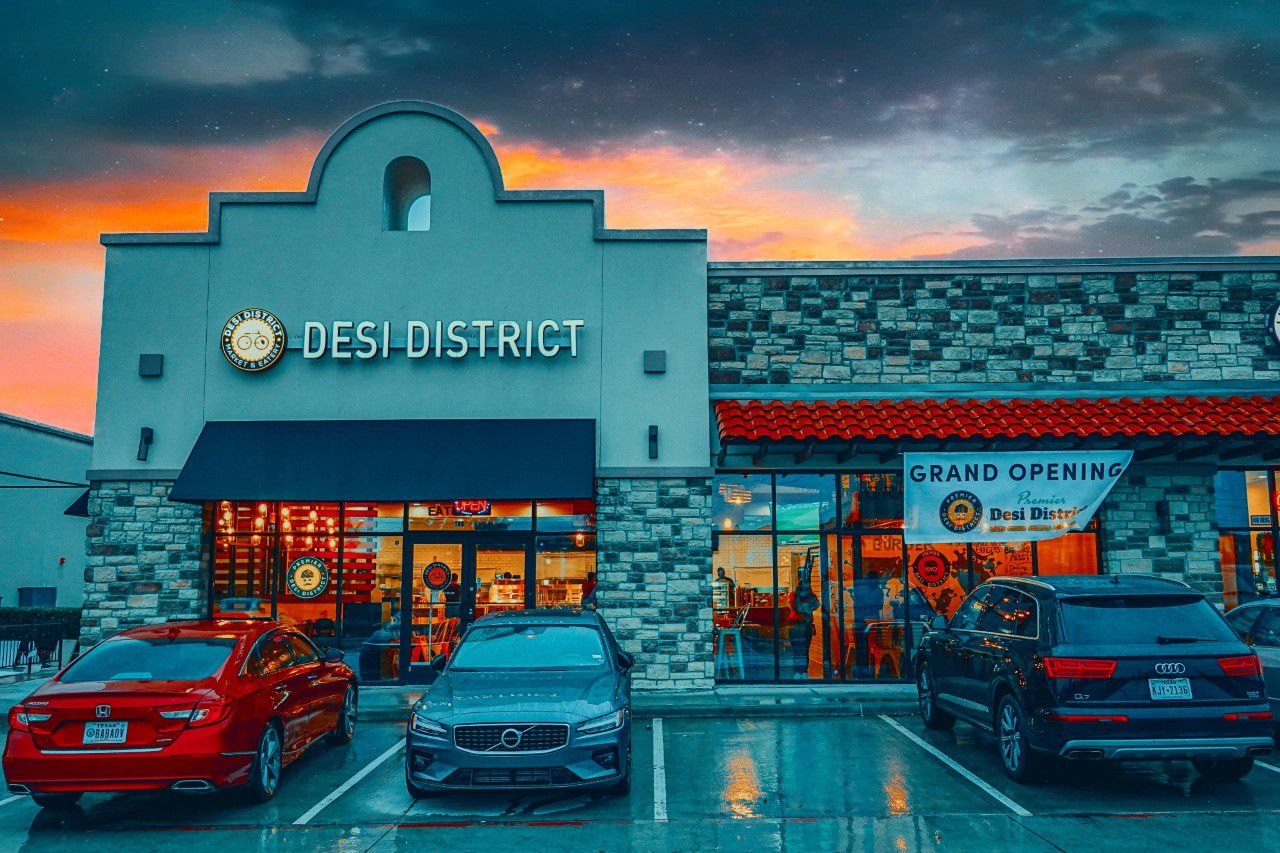 Irving-based Desi District is opening new locations, starting with one in Little Elm today, and followed by McKinney and Frisco this fall.