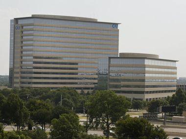 Blue Cross Blue Shield of Texas' headquarters are in Richardson. (David Woo/Staff Photographer)