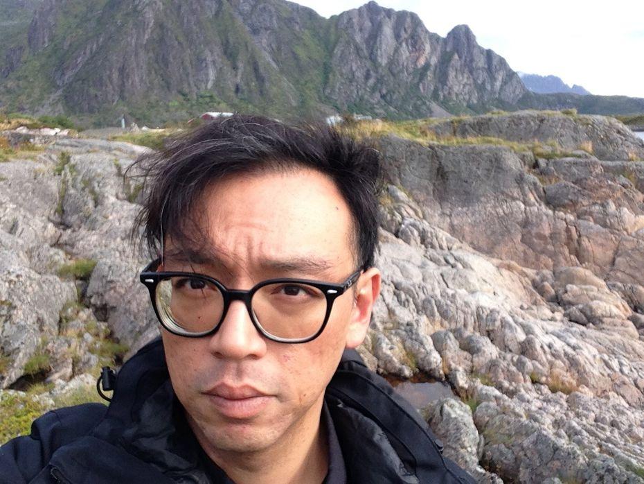 Artist Ho Tzu Nyen