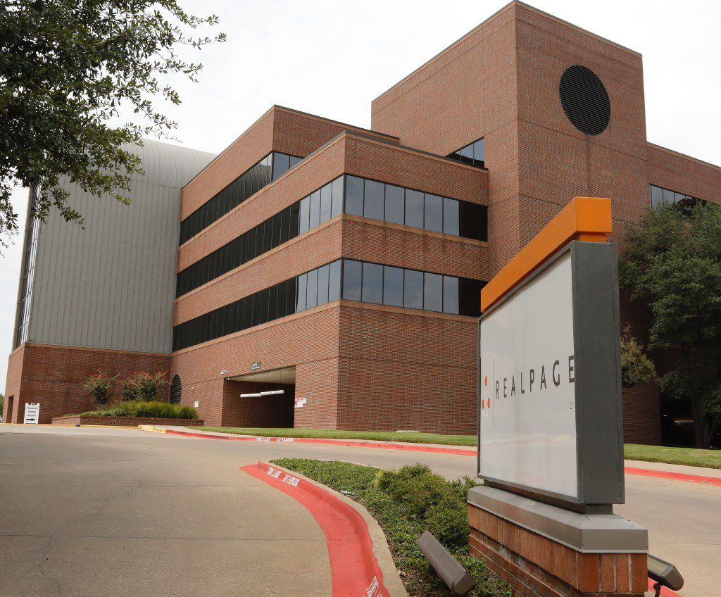 RealPage headquarters in Richardson, Texas.