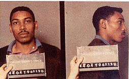 Spencer was arrested in March 1987 by Dallas police.
