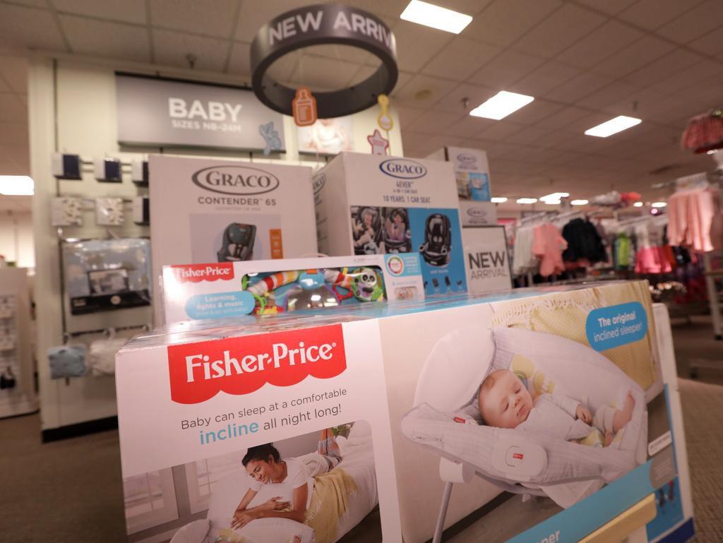 La nueva sección con artículos para bebés de JC Penney en el' Collin Creek Mall de Plano. JASON JANIK/DMN