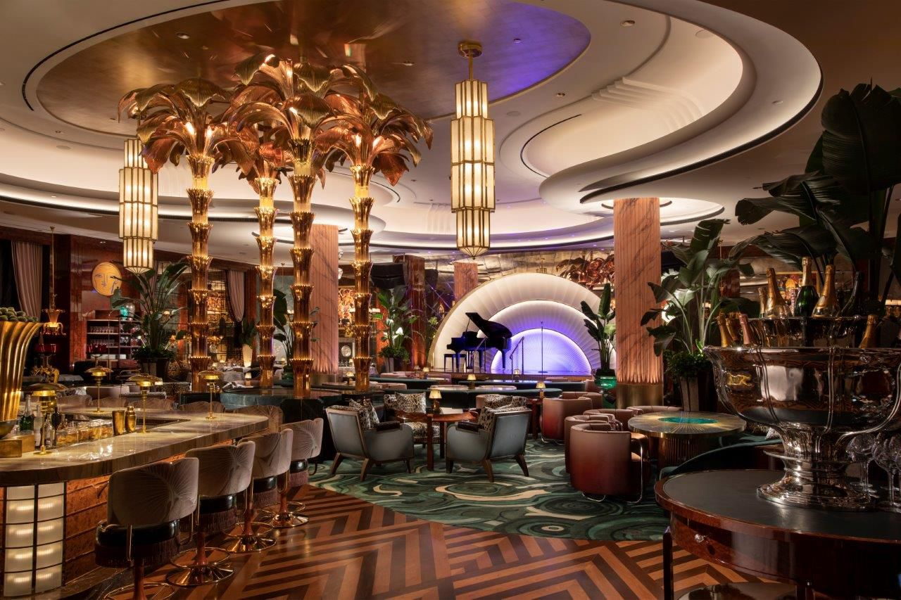 Delilah, which opens to the public July 14 at Wynn Las Vegas, expects to draw from the same celebrity A-list that frequents its West Hollywood sister original.