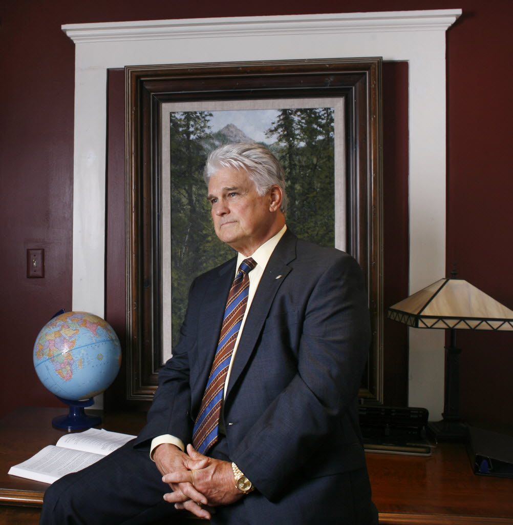 Criminal defense attorney Frank Jackson has been involved in many DWI cases over his 30-year career. He is pictured at his office at 2612 Boll St. in downtown Dallas on Wednesday, July 7, 2010. (Josh Birnbaum/The Dallas Morning News)