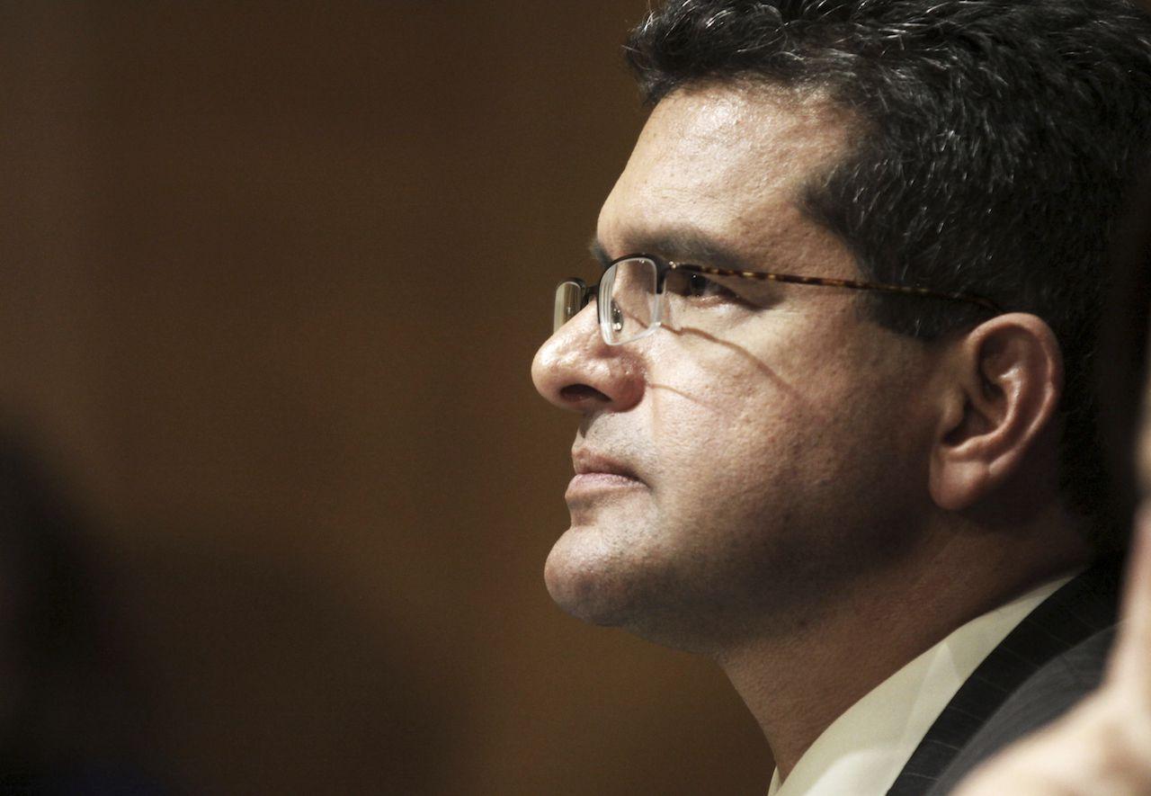 Pedro Pierluisi, entonces representante de Puerto Rico en el Congreso, en Washington el 29 de septiembre del 2015.