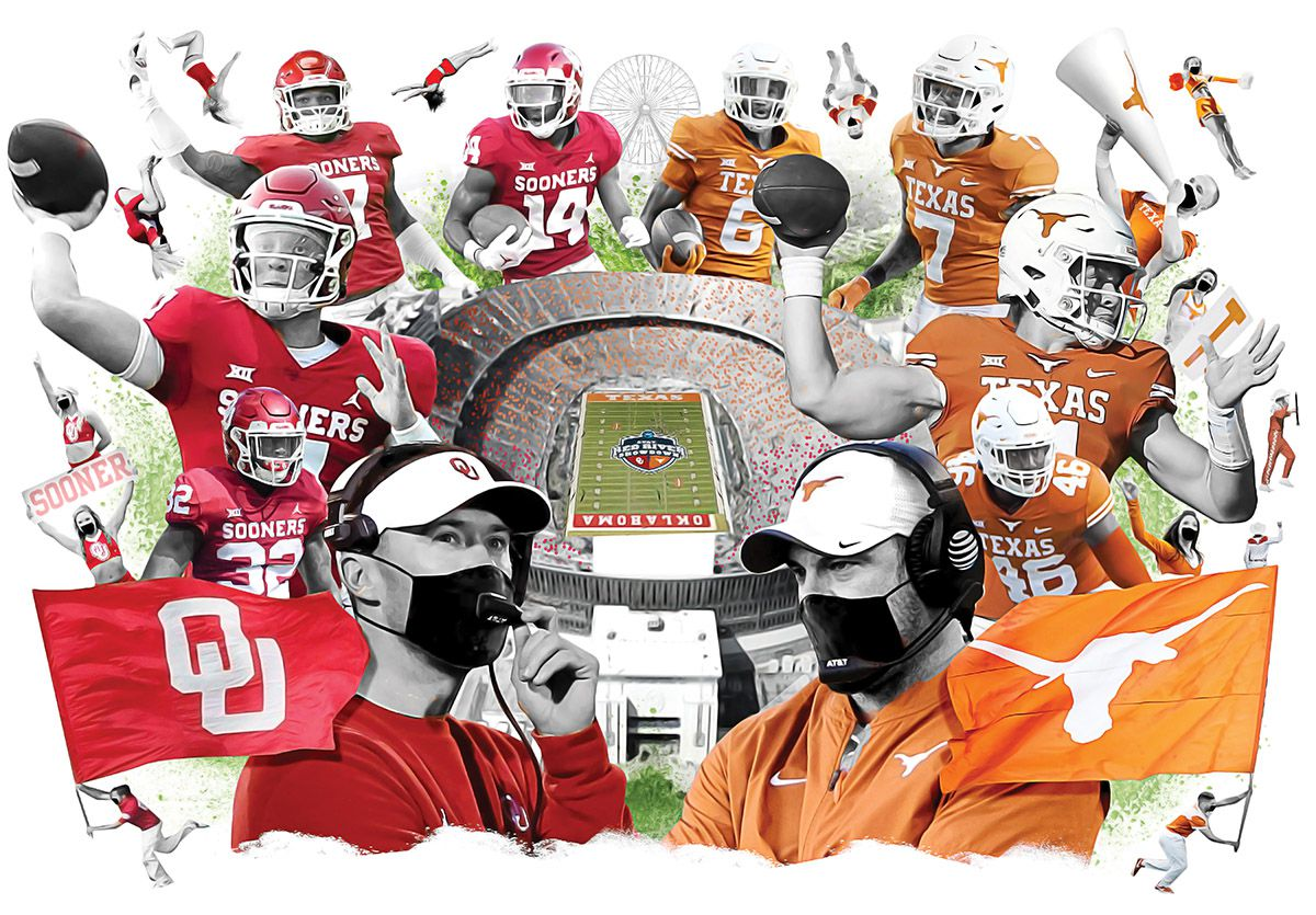 It's a Red River Showdown unlike any other that will unfold Saturday at Fair Park.