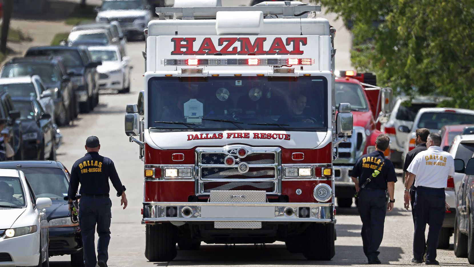 First responders are covering most of the costs of fixing the Dallas Police and Fire Pension by making higher contributions and deep cuts in benefits.  (Jae S. Lee/The Dallas Morning News)