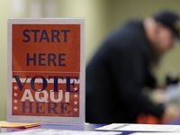 Your friends at The Dallas Morning News' editorial board have provided for you a way to research candidates in May 1 election races that matter to you. Read our Voter Guide at voterguide.dallasnews.com.