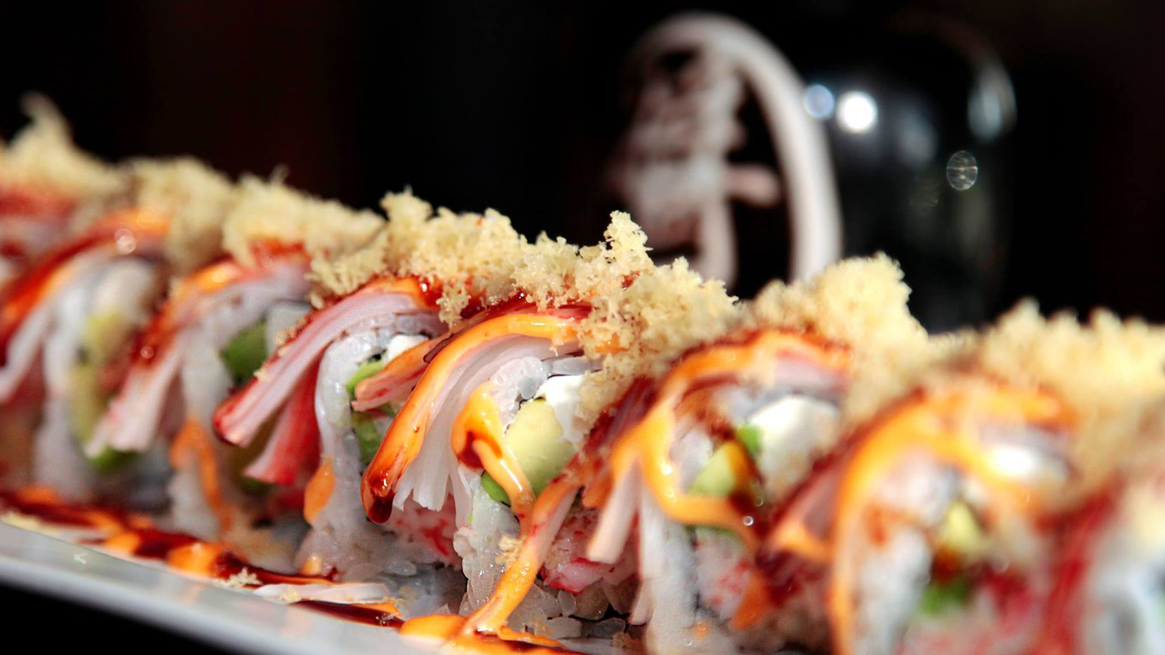 Sushi Sakana will open a second location soon in Southlake.