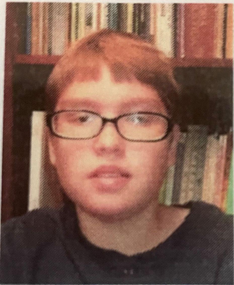 Owen Van Leach, 15.