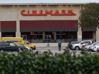 Invited guests got a look at a newly remodeled Cinemark theater in Plano on Nov. 13, 2019.