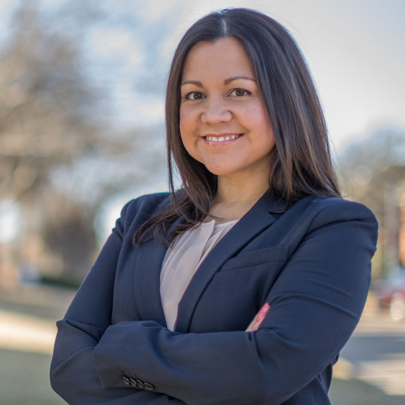 Rocio Gosewehr Hernandez is running in the Democratic primary for Texas House District 67.
