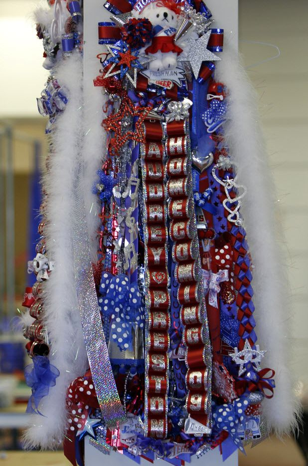 The Insanity Of The Texas Homecoming Mum One Frisco High