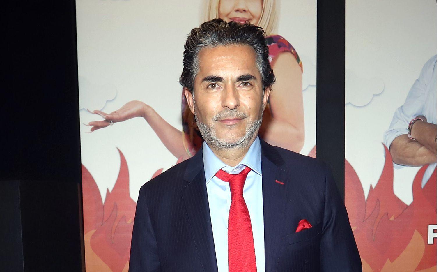 Raúl Araiza (foto) exige al actor que se disculpe con Andrea, luego de tacharla de infiel y mala mujer.