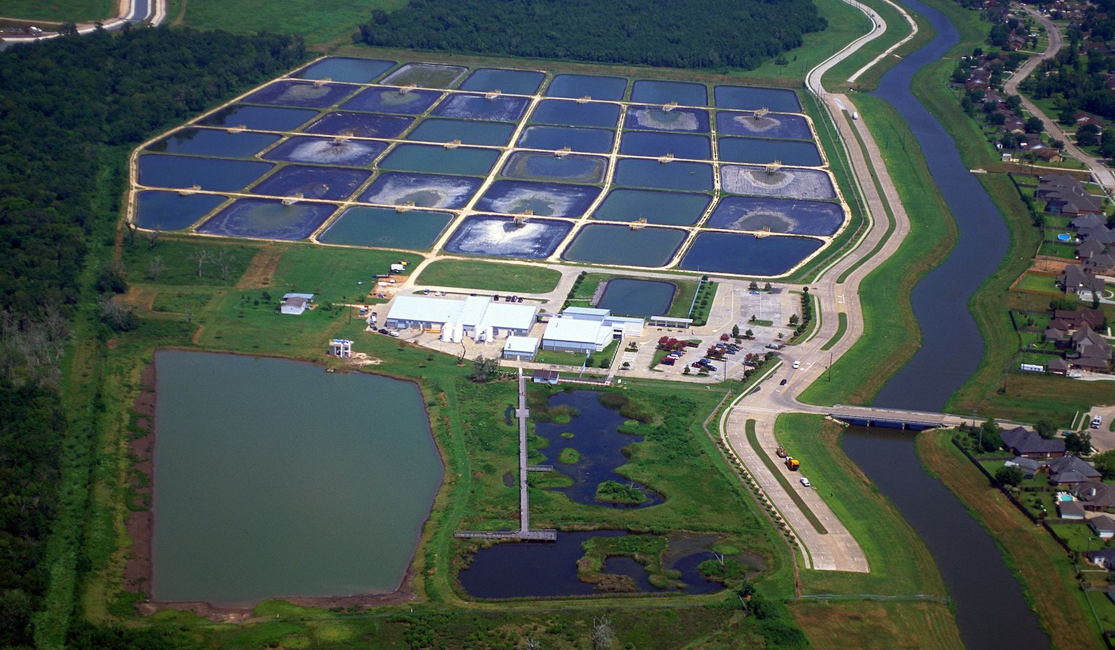 Sea Center Texas in Lake Jackson is one of three TPWD saltwater hatcheries where a combined total of around 20 million sport fish like red drum, spotted seatrout and Southern flounder are produced each year.