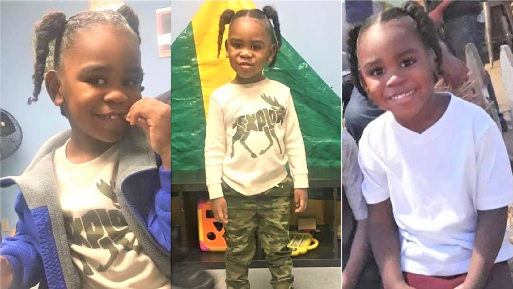 The lawsuit against ACH Child and Family Services, which managed the case of Amari Boone (above), alleges that details about his injuries were not entered into his file and that the agency didn't ensure he was safe in his foster home.