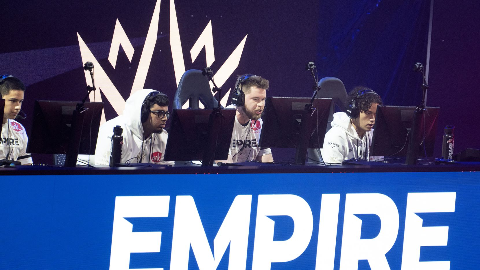 Dallas Empire competes against Atlanta Faze in the Call of Duty League Launch Weekend at the Armory in Minneapolis, Minn., January 25, 2020.