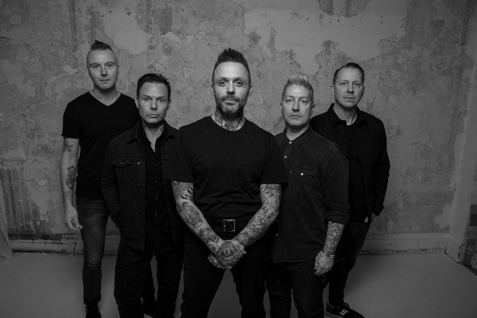 Blue October will open the HiFi Dallas on May 15.
