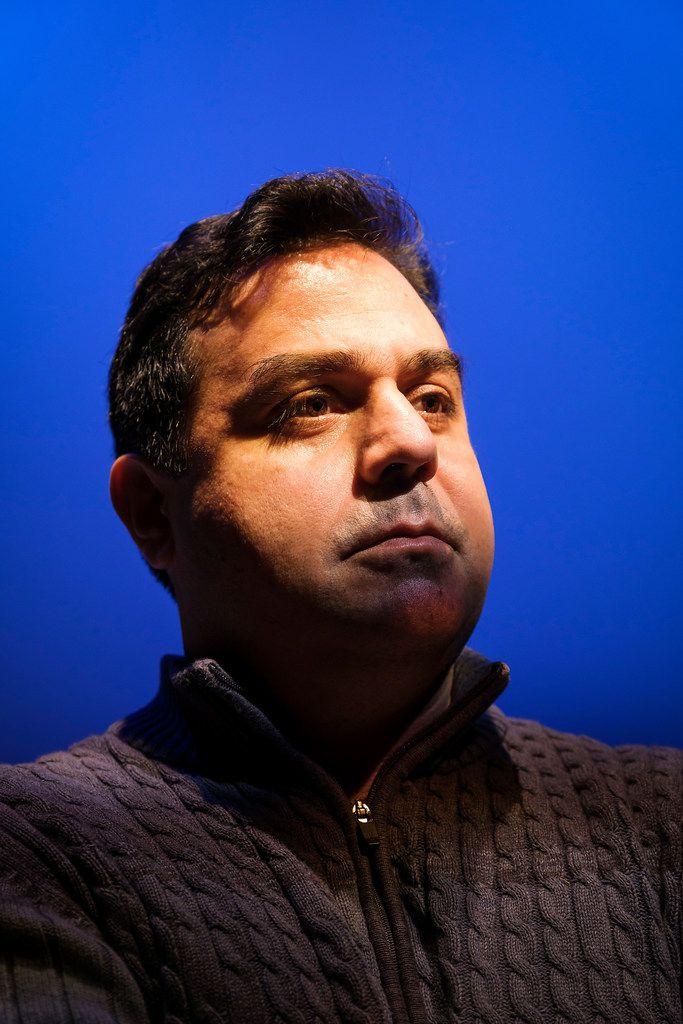 Cara Mia Theatre executive artistic director David Lozano.