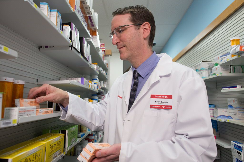 CVS has a deal to distribute the drug in its stores, but no major chains have introduced online naloxone sales.
