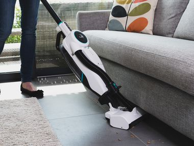 The Lupe Pure Cordless vacuum cleaner