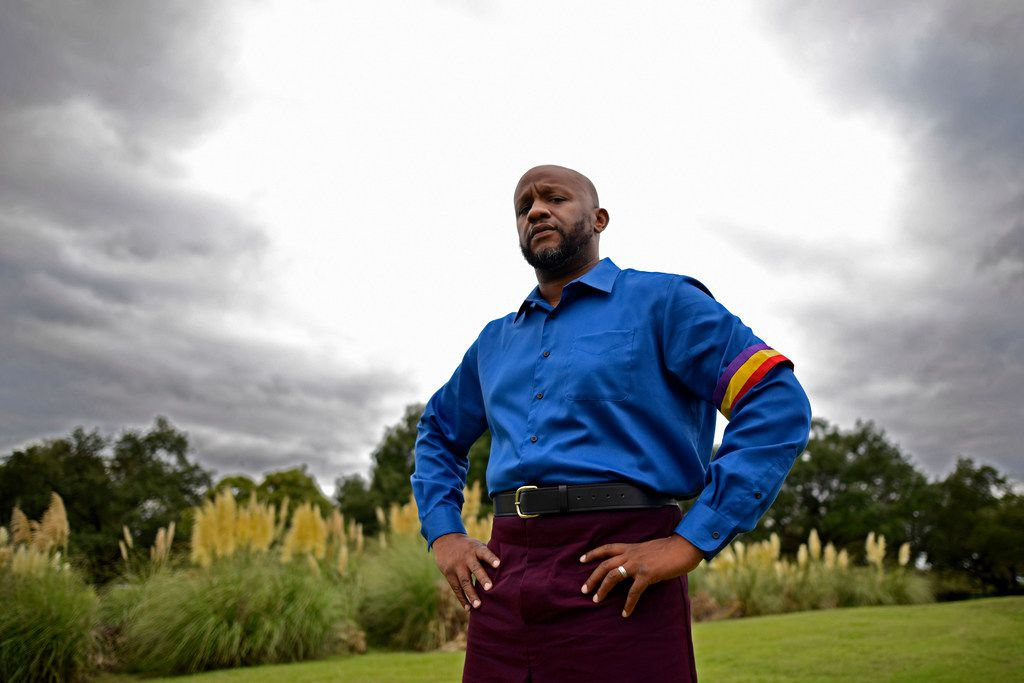 Jamal Gibran Sterling will play Othello in Shakespeare Dallas' fall production.