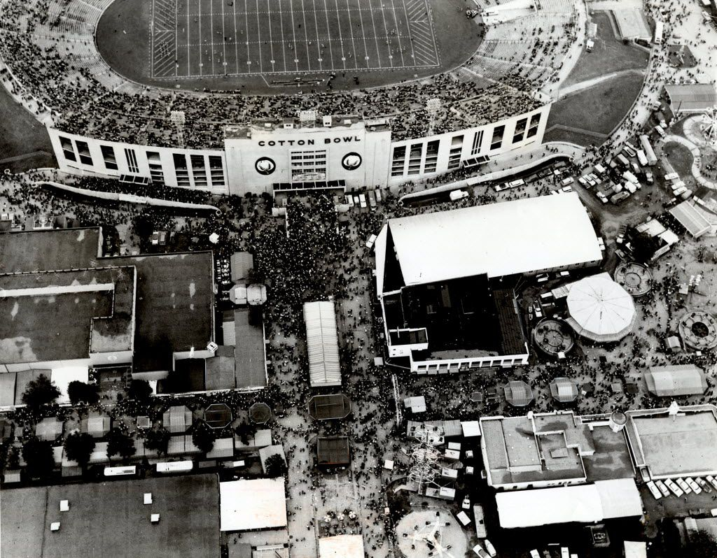 Flashback: Cotton Bowl Games Opened With SMU Victory In 1930
