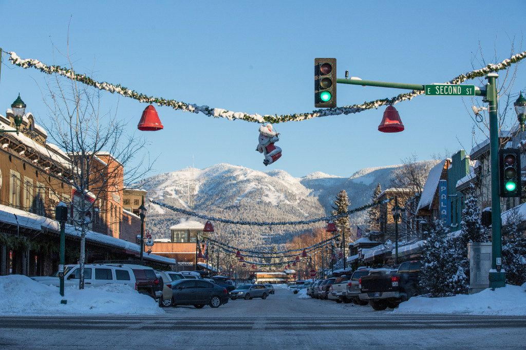 At the foot of the Whitefish Range sits the idyllic hamlet of Whitefish, Montana, perhaps the most well preserved ski town in North America.