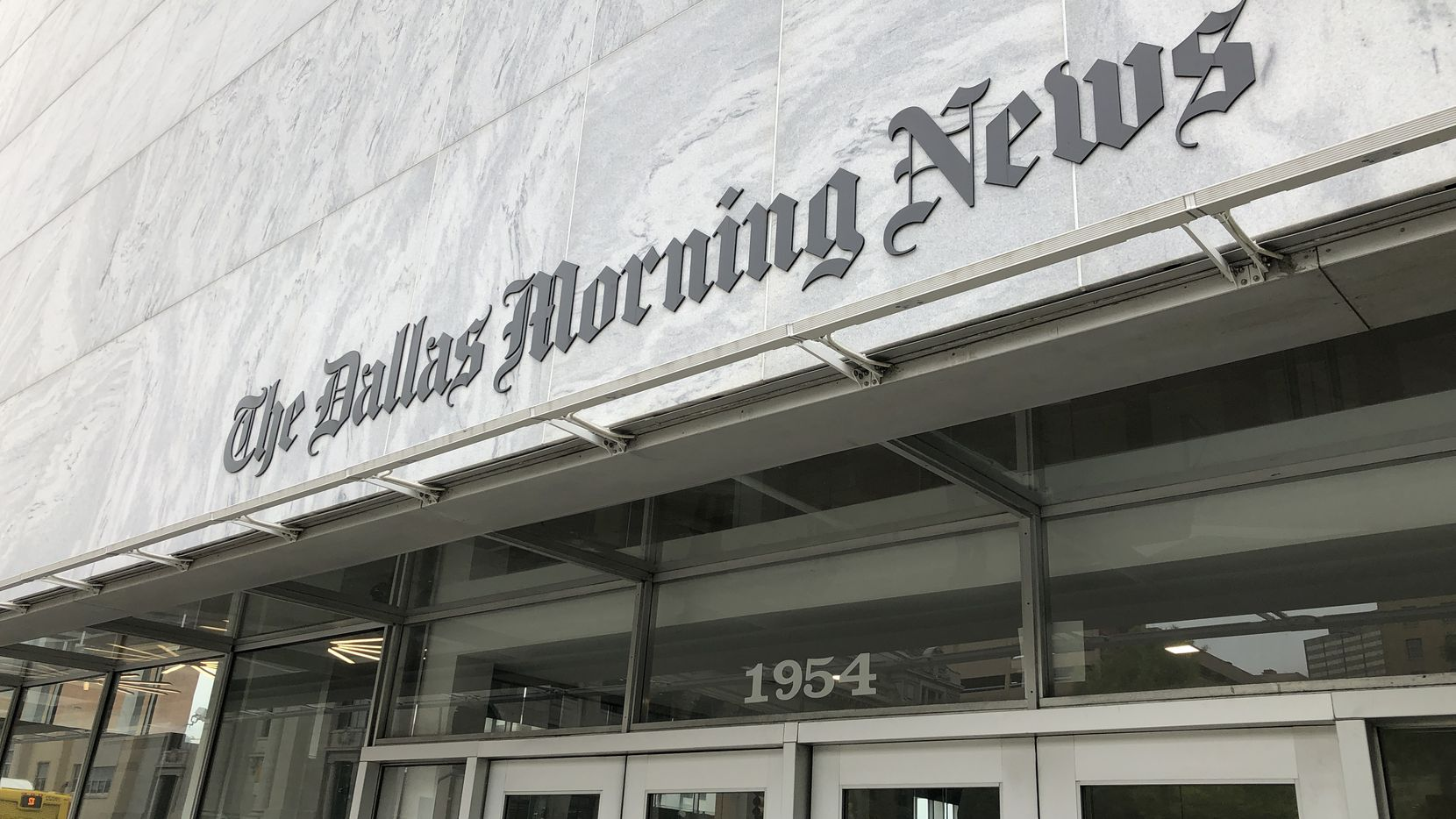 The Dallas Morning News' parent company, A. H. Belo Corporation, is the oldest continuously operated company in Texas.