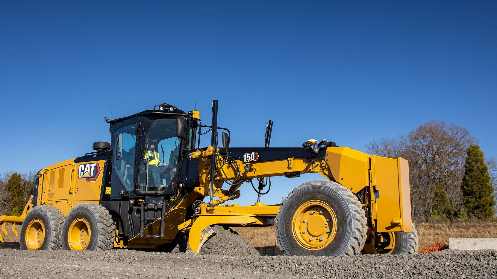 Caterpillar is one of the word's largest producers of construction and industrial equipment.