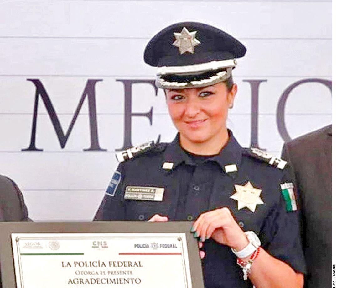 Frida Martínez Zamora, ex Secretaria General de la Policía Federal, desvió $65.1 millones que estaban destinados a pagar una plataforma de inteligencia contratada con una empresa del Gobierno de Israel. Ahora está prófuga.