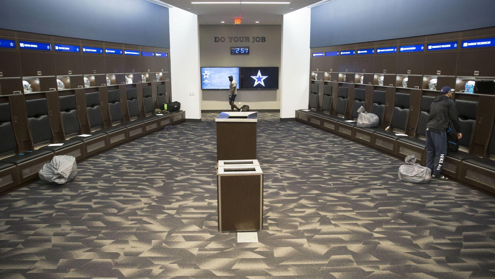 Las instalaciones de los Dallas Cowboys en Frisco abrirán el sábado 25 de julio sus puertas a los novatos del equipo.