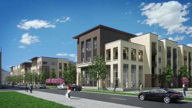 The Station House apartments will have 300 rental units.