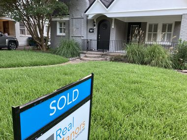 Frisco's median home sale price in August was about $550,000, up 31% year-over-year.