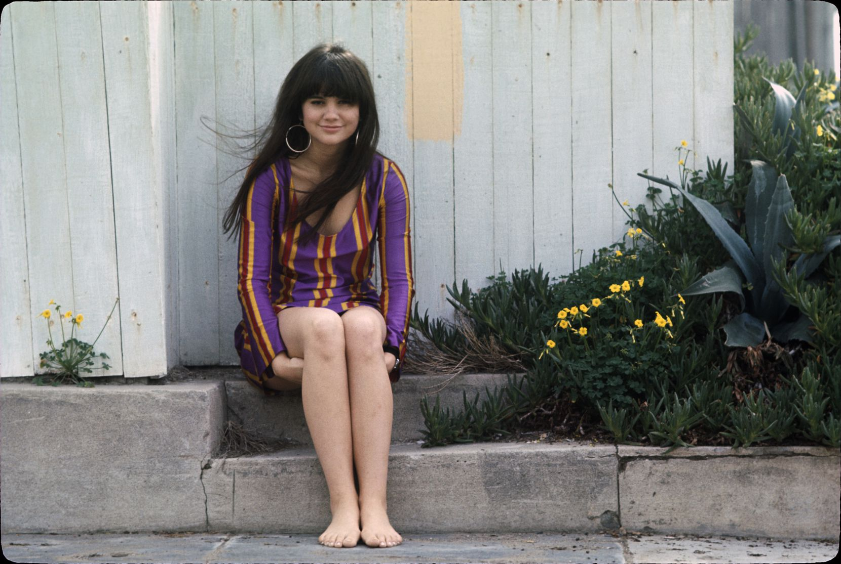 Linda Ronstadt, 1968. (Photo by Henry Diltz)