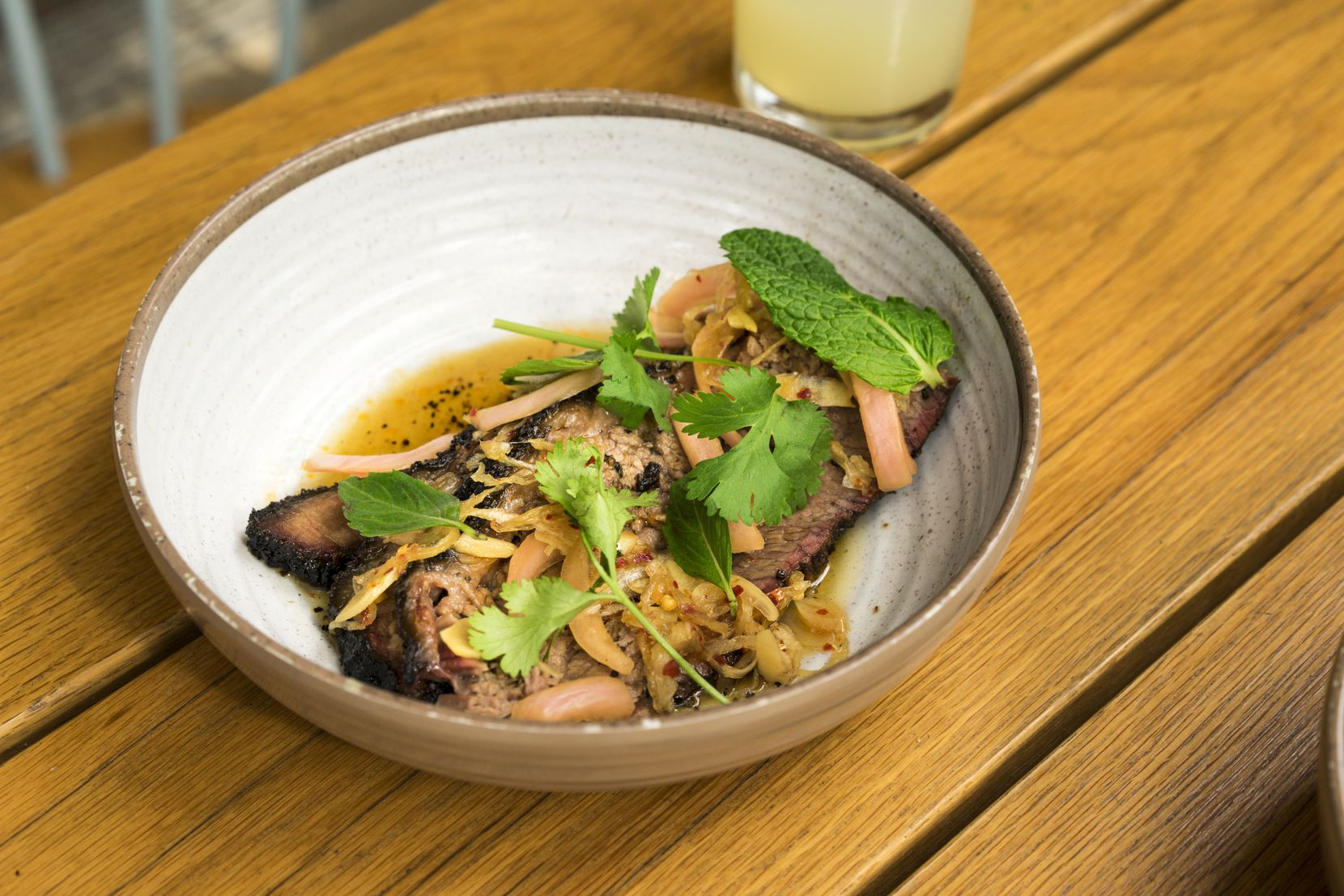 Loro melds Japanese fare with classic Lone Star barbecue.