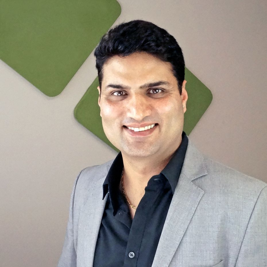 Rupak Lohit, co-founder and CEO, Copper Mobile