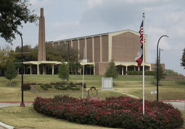 Paul Quinn College is an anchor to the Highland Hills neighborhood of Southern Dallas.