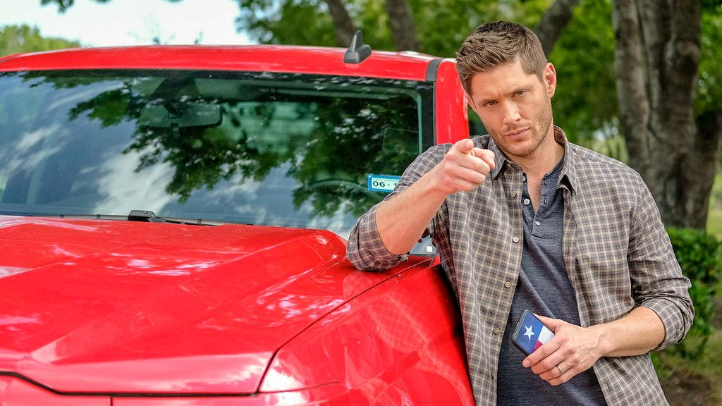"""Jensen Ackles (""""Supernatural"""") partners with the Texas Department of Transportation's """"Heads Up"""" campaign to educate drivers about the dangers of distracted driving. The campaign kicked off in April. Ackles grew up in Richardson. """"Supernatural"""" starts its 14th season in Oct. 2018 on The CW."""