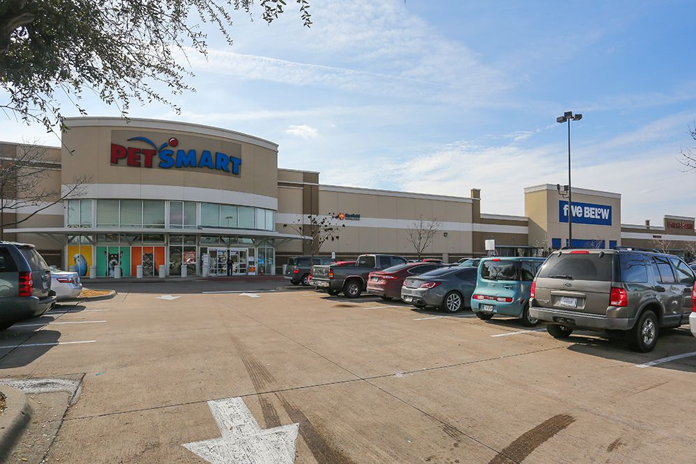 Marketplace at Towne Center is near U.S. 80 and LBJ Freeway.