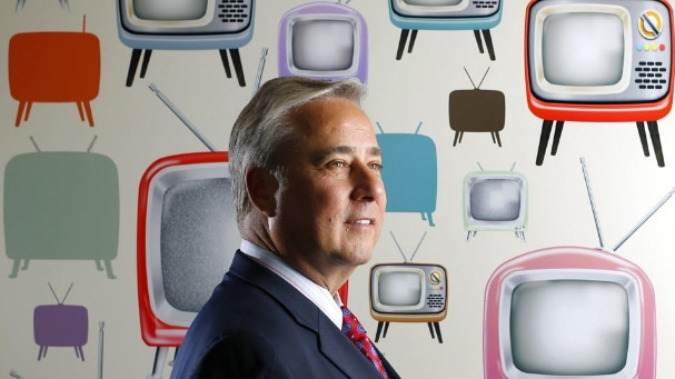 Perry Sook, president and chief executive officer of Nexstar Media Group, said the company's nightly news show will rely on its 5,400 journalists across 110 newsrooms.  (Tom Fox/The Dallas Morning News)