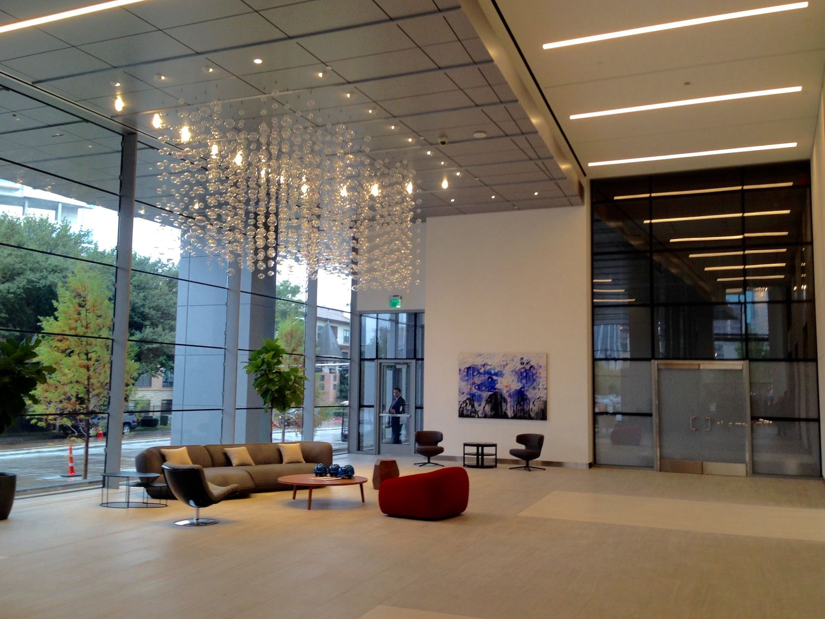 The new Union office tower in Dallas' Uptown district is more than 90 percent leased.