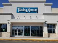 Dallas-based Tuesday Morning Corp. filed for Chapter 11 bankruptcy during the pandemic.
