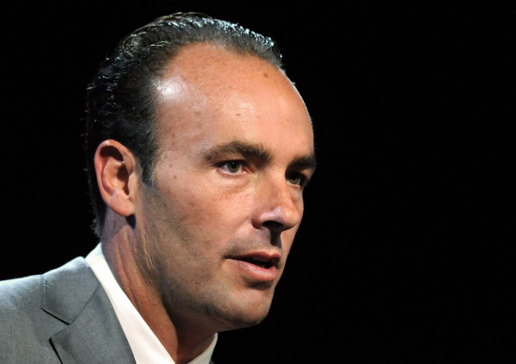 Kyle Bass, founder of Dallas-based hedge fund Hayman Capital Management.