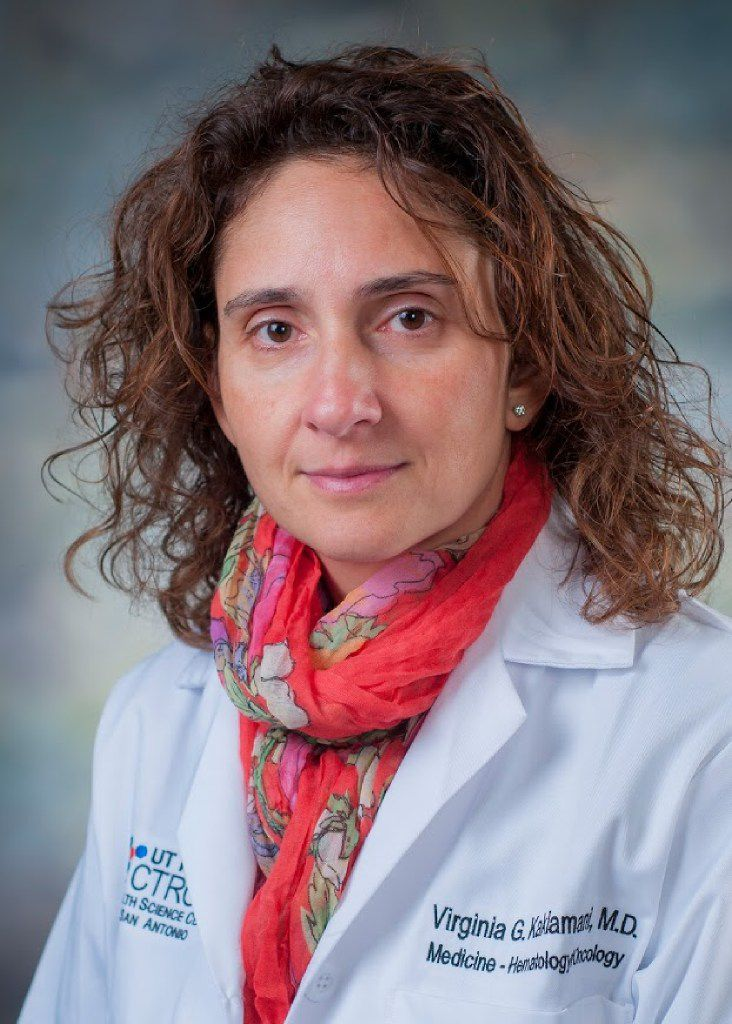 Dr. Virginia Kaklamani leads the breast cancer program at the Cancer Therapy & Research Center at the UT Health Science Center in San Antonio.