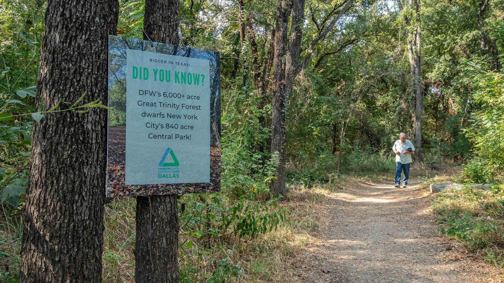 There are more than three miles of hiking, walking and biking trails at the Frasier Dam Recreational Area.