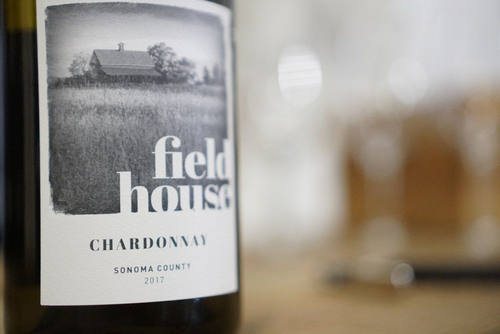 Scout and Cellar Field House Chardonnay from Sonoma County