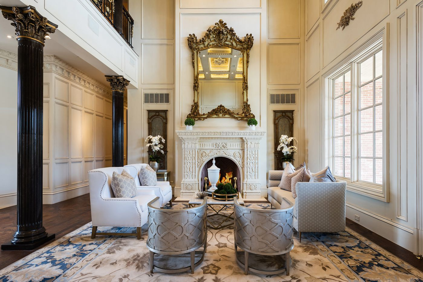Take a look at the home at 702 S. White Chapel Blvd. in Southlake.