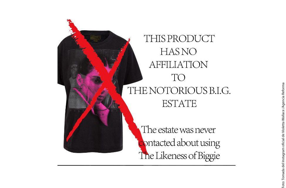La madre de Notorious BIG expresó en redes sociales su indignación por los diseños de las hermanas Jenner./ AGENCIA REFORMA